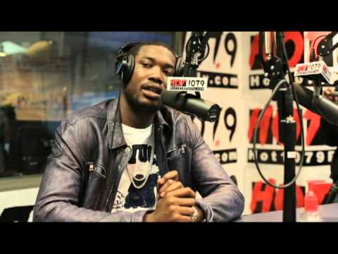 Meek Mill Getting At Cassidy Once Again On The Q-Deezy Show