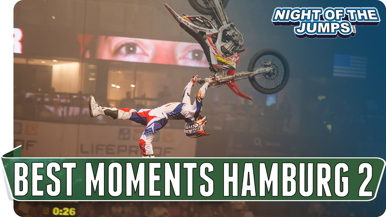 Best Tricks Hamburg 2015 Day 2 - NIGHT of the JUMPs