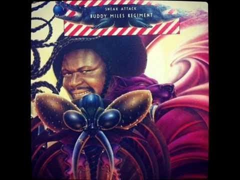 Buddy Miles -  Sneak Attack ( 1981  Full Album )