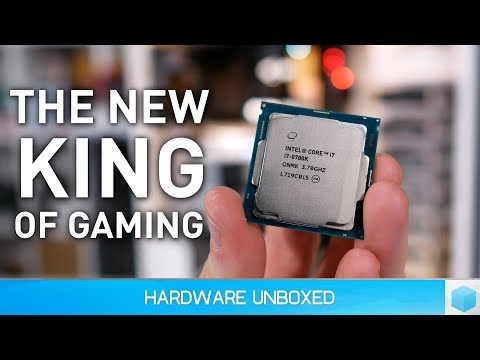 Intel Core i7-8700K Review, The New Gaming King!