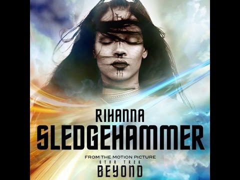 Rihanna - Sledgehammer - Lyrics