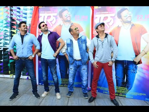 umesh jadhav | talking about Filmy Filmy song |