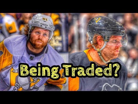 Will The Pittsburgh Penguins TRADE Phil Kessel?