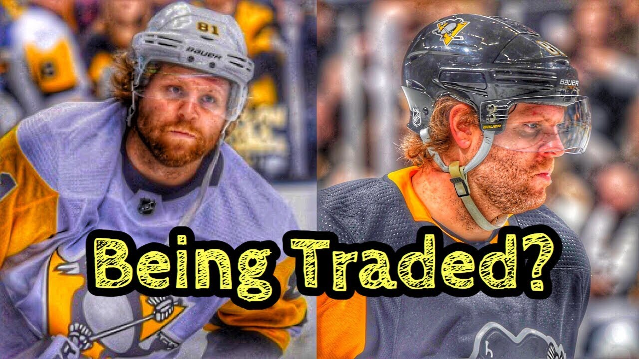 Will The Pittsburgh Penguins TRADE Phil Kessel? - YouTube