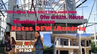 House&Lot  Construction on  going DreamHouse Chateau de paz subdivision[Marivet Boysillo