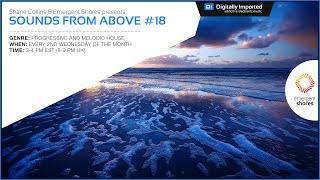 ♫ Best of Progressive House Sessions ♫. - Sounds from Above#18 on DI.FM Progressive