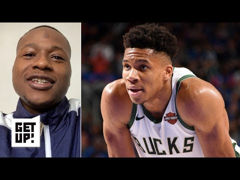 Celtics Will 'talk A Little Trash,' Load Up On Giannis If They Play Bucks - Terry Rozier   Get Up!