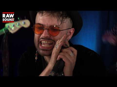 Clarion - Strung Up (Live RawSound TV Studio Performance)