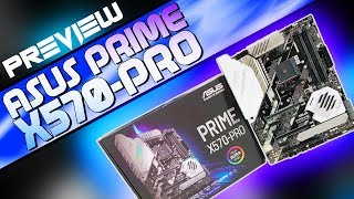 ASUS PRIME X570-PRO Preview & Unboxing