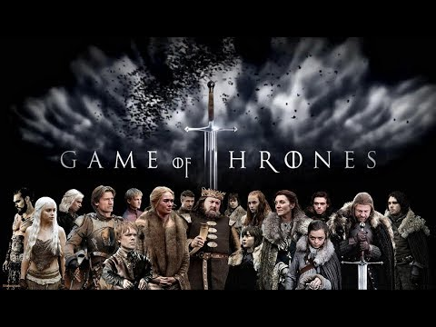 The actors Game of Thrones. Before and After