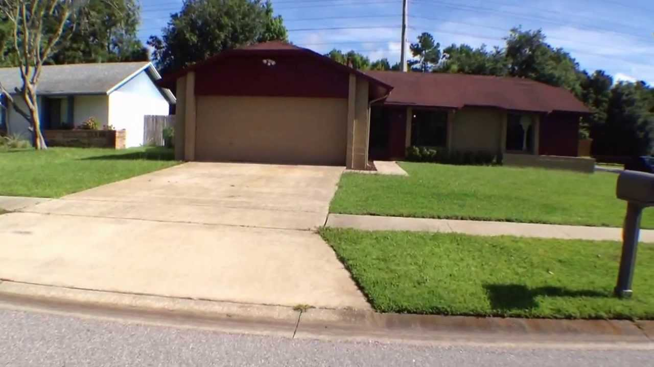Houses For Rent In Orlando Florida Winter Springs Home 3br 2ba By Orlando Property Management