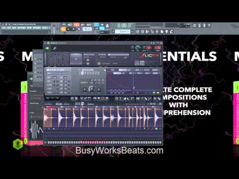 How to Make Your Own Drum Kits in FL Studio 12