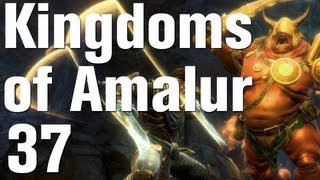Kingdoms of Amalur: Reckoning Walkthrough Part 37 - House of Vengeance