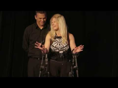 K8 2016 Keynote - Amanda Boxtel of Bridging Bionics Foundation ...