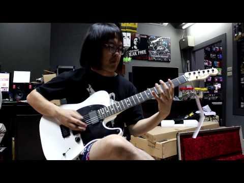 แป๊ะ Syndrome - Test Fender Jim Root(Slipknot) Telecaster 55+