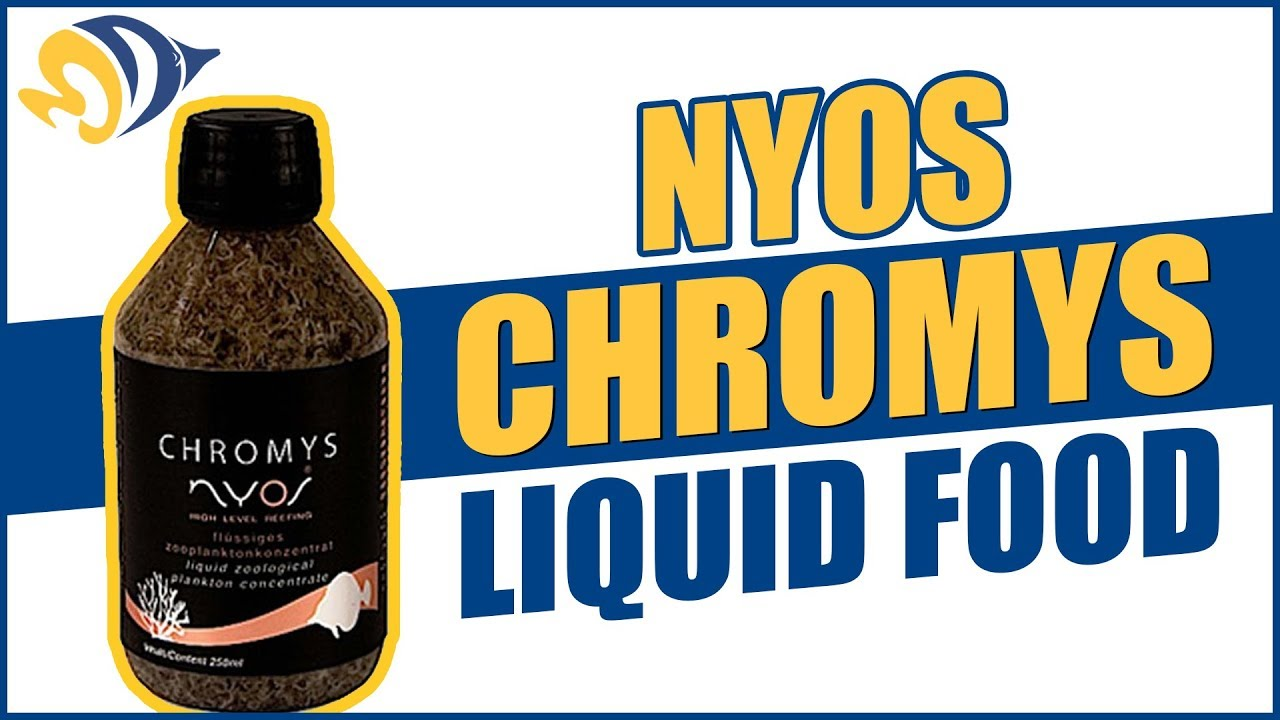 NYOS Chromys Liquid Plankton: What YOU Need to Know Thumbnail
