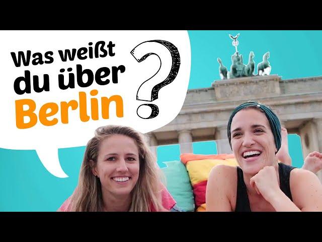IM BETT DURCH BERLIN 🛌 😂