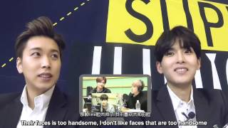 [Eng Sub/Captions] 140427 音悦大来宾 Super Junior-M Full