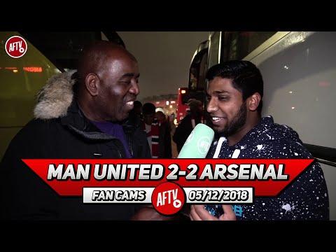 Man United 2-2 Arsenal | Guendouzi Was Man Of The Match! (Humzah)