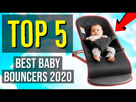 ✅ TOP 5: Best Baby Bouncer 2020