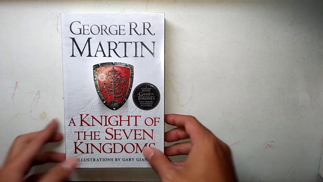 George R Martin A Knight Of The Seven Kingdoms Quick View Rr