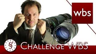 Challenge WBS: Darf mich die Polizei filmen? | Rechtsanwalt Christian Solmecke