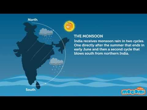 Interesting Facts About Monsoon In India