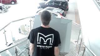 Перевозка тяжелых вещей с помощью автоматической тележки(, 2016-01-26T20:19:35.000Z)