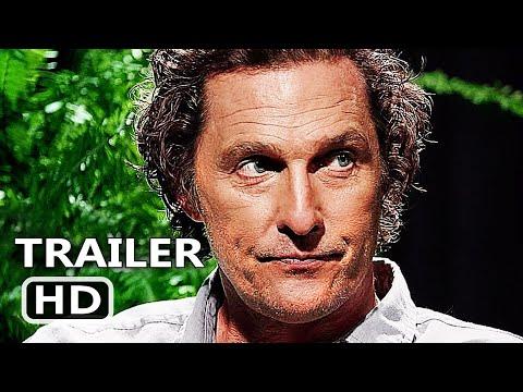 BETWEEN TWO FERNS The Movie Trailer (2019) Matthew McConaughey, Benedict Cumberbatch Movie HD