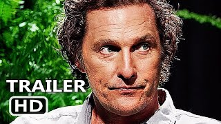 BETWEEN TWO FERNS The Movie Trailer (2019) Matthew McConaughey, Benedict Cumberbatch Movie HD