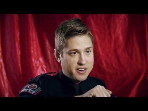 Ohio State Police Officer Alan Horujko Discusses Attack On Ohio State's Campus