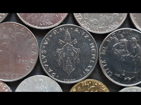 Cheap Vatican Lira Coins