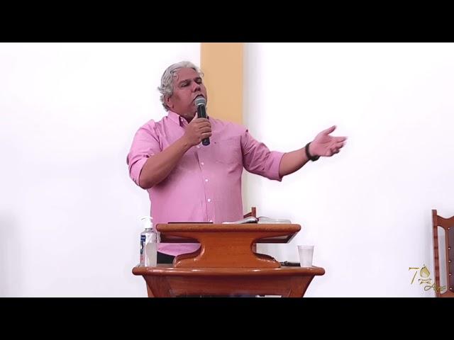 O Caminho de Vida em Tempo de Morte (Romanos 1.16,17)   Rev. Jefferson M. Reinh [1IPJF]