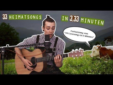 33 Heimatsongs In 3 Minuten 33 Sekunden