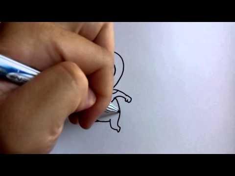 วาดการ์ตูนกันเถอะ สอนวาดการ์ตูน อุลตร้าแมน ตัวอ้วน ง่ายๆ หัดวาดตามได้เลย