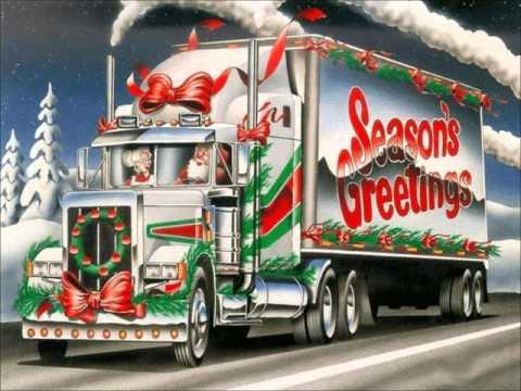 Keith Harling Santas Got A Semi Lyrics In Description