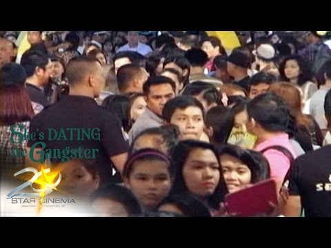 Shes dating the gangster bloopers kathniel kadreamers