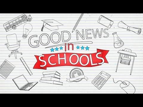 Good News in Schools - Sumo Robots