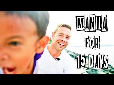 My 15 DAYS in MANILA 🇵🇭