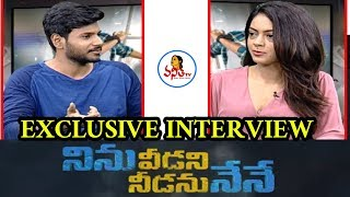 Sundeep Kishan, Anya Singh Exclusive Interview On Ninu Veedani Needanu Nene Movie | Vanitha TV
