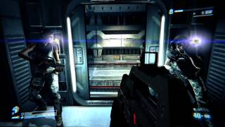 PC Longplay [349] Aliens Colonial Marines part (1 of 2)