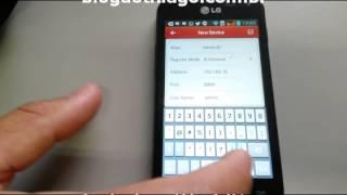 WD MOB JFL - Configuração do DVR para acesso por celular