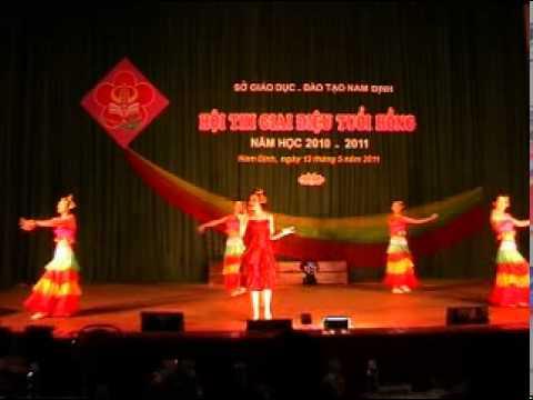 Múa Hát - Tiếng Trống Paranung  - Giai điệu tuổi hồng Nam Định