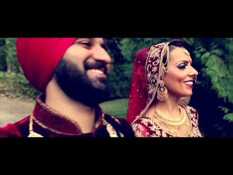 Aman & Rameeta's Best Indian Wedding Highlights Videography - Motion Films