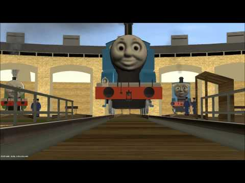 Thomas and the Trucks: Deleted Scenes