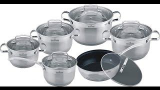 видео Набор посуды