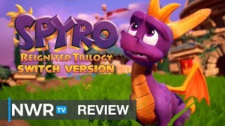 Spyro Reignited Trilogy (Switch) Review (Video Game Video Review)