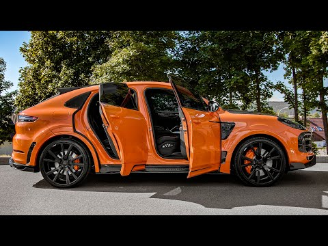 Mansory Porsche Cayenne Coupe 2020 New Wild Suv From Mansory Richardbejah Com