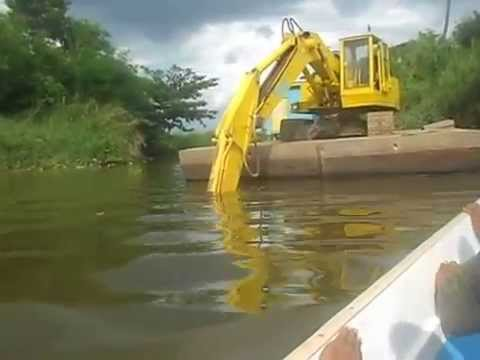 backhoe barge 552mb pampanga river