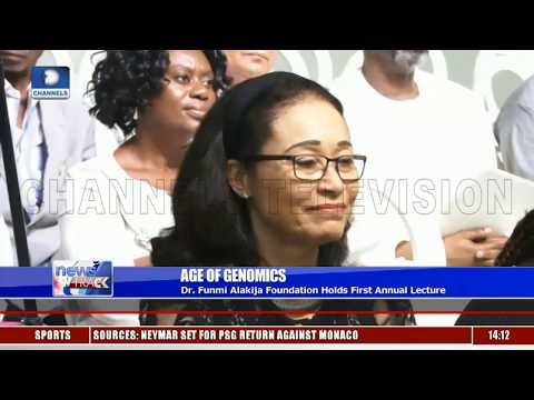 Age Of Genomics: Dr. Funmi Alakija Foundation Holds First Annual Lecture